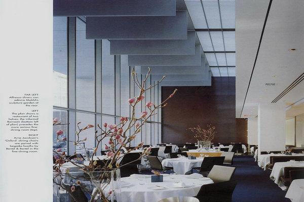 餐饮建筑装饰设计的构思与创意